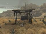 Jackal shack