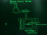 Overseer's room password