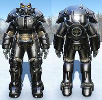 X-01 Enclave Power Armor