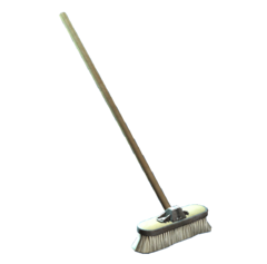 Clean broom