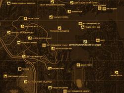 FNV Карта МЕТЕОРОЛОГИЧЕСКАЯ СТАНЦИЯ
