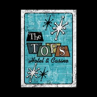 Сорочка карти казино «Топс»
