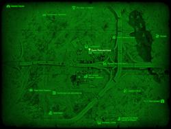FO4 Банк Лексингтона (карта мира)