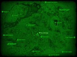 FO4 Бар в Конкорде (карта мира)