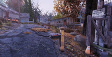 FO76 Flatwoods (Who Goes There 2)