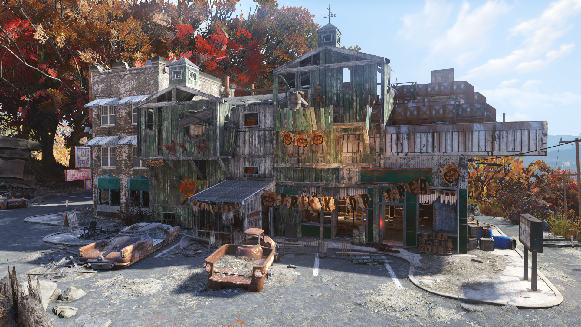 FO76 Freddy Fear's House of Scares
