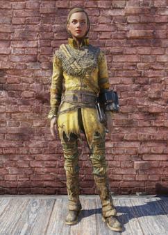 FO76 Longshoreman Outfit