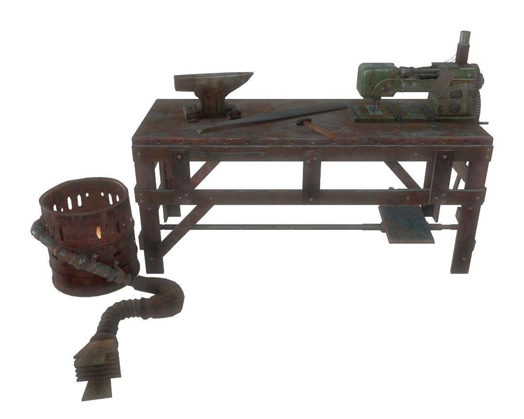 Armor workbench (Fallout 4) | Fallout Wiki | FANDOM powered by Wikia