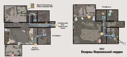 Fo4 Survival Barracks of the National Guard (ru)