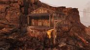 Fo76 Vault 63 shack exterior BETA