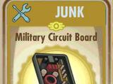 Military circuit board