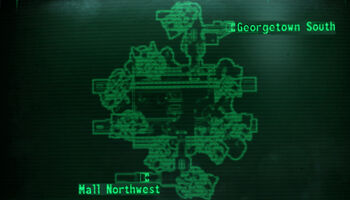 Georgetown/The Mall Metro | Fallout Wiki | FANDOM powered by
