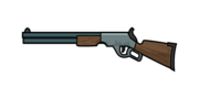 Lever-action rifle FoS
