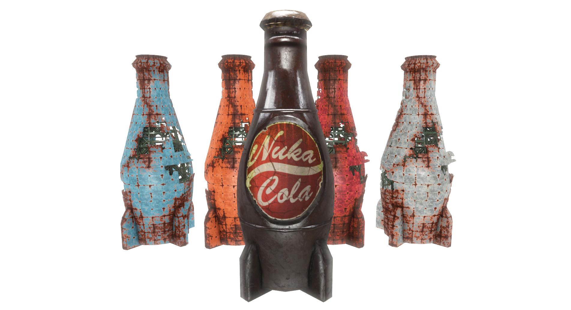 nuka cola bottle nuka world fallout wiki fandom powered by wikia. Black Bedroom Furniture Sets. Home Design Ideas
