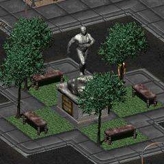 Статуя Вихідця в НКР