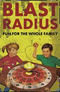 FO4 Blast Radius Poster