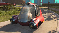 FO4 Zip (car) prewar