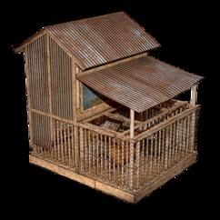 FO76LR Chicken Coop