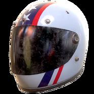 FO76 American daredevil helmet