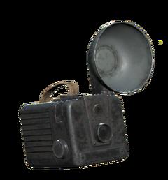 FO76 Prosnap camera