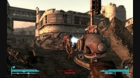Fallout 3 Unique Weapons - Alien Blaster (not unique anymore)