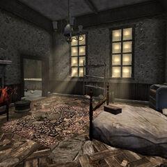 Спальні на другому поверсі