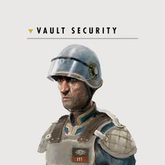 Vault-Tec security