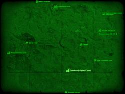 FO4 Семейная фабрика О'Нила (карта мира)