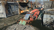 FO4 Forest Grove marsh (Red Tanker Trailer)
