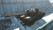 FO4 Freeway Pileup (Tank)