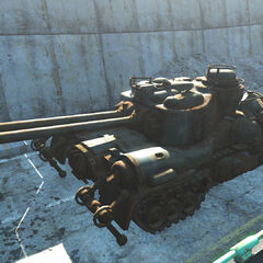 Двухствольный танк