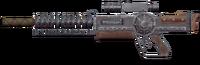 FO4cc gauss rifle butt and barrel 3