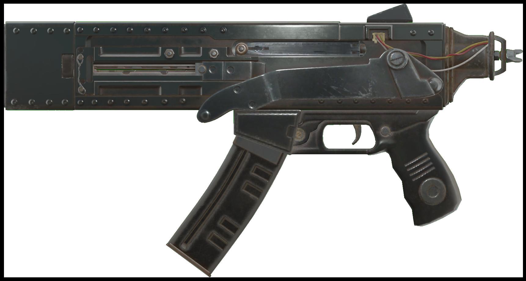 10mm submachine gun (Fallout 76) | Fallout Wiki | FANDOM