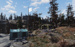 FO76 Here to Stay camp
