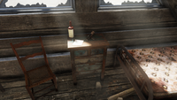 FO76 Pleasant Valley cabins (Chauncy's note)