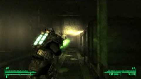 Fallout 3 How to get to the Mechanist