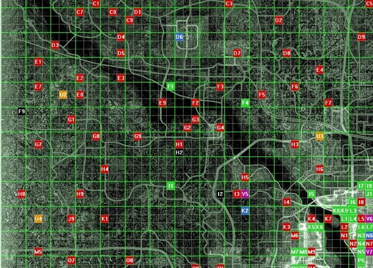 FireShot capture -031 - 'Fallout 3 map