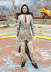Fo4Dirty Striped Suit