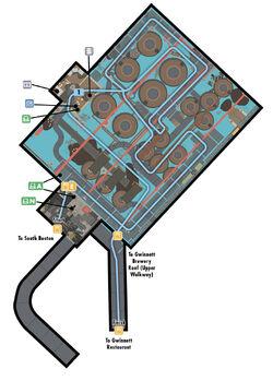 Fo4 VDSG Gwinnett Brewery map