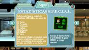 FoS Estadísticas SPECIAL ayuda