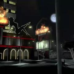 «Гоморра» у вступному ролику <i>Fallout: New Vegas</i>