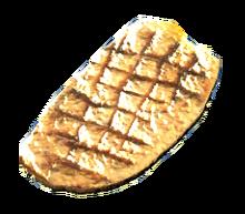 Grilled radroach