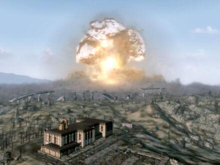 Megaton destroyed