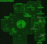 Vim Corporate Headquarters map