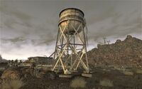 FNV Water tower primm