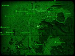 FO4 Юниверсити-пойнт (карта мира)