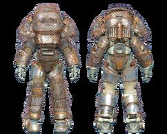 FO4 Overboss power armor