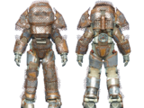 Overboss power armor