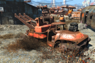 FO4 Vehicles tow truck