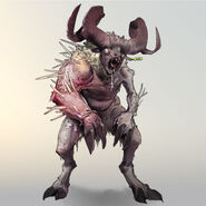 FO76 Chris Ortega concept (The SheepSquatch Monster) (1)